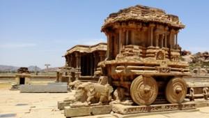 Hampi, Karnataka-OSR Vacation